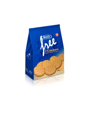 Hero Free Crackers senza Glutine 180 g