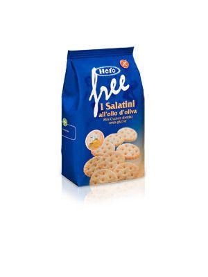 Hero Free Salatini all'olio senza Glutine 60 g