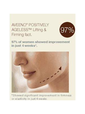 Aveeno Positively ageless esfoliante 150 ml