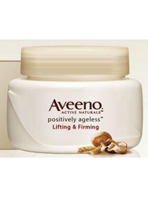 Aveeno Positively ageless crema notte 50 ml