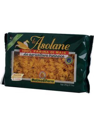 Le Asolane Eliche Mais senza Glutine 250 g
