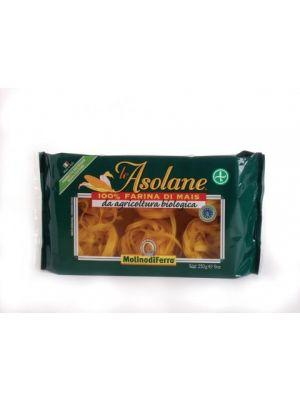 Le Asolane Tagliatelle Mais senza Glutine 250 g