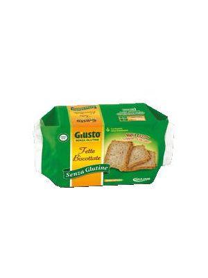 Giusto Fette Biscottate senza Glutine 250 g