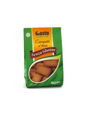 Giusto Campetti al Miele senza Glutine 150 g