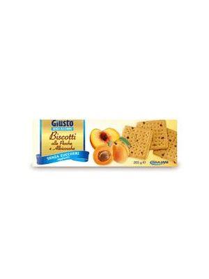 Giusto Biscotti Pesca/Albicocca senza Zucchero