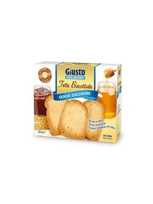 Giusto Fette Biscottate senza Zucchero 300 g