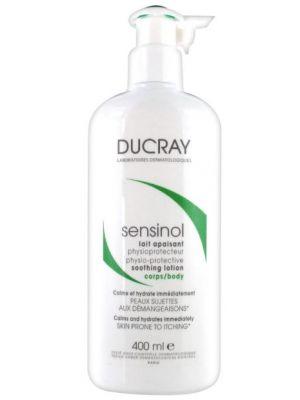 Ducray Sensinol Latte Corpo 400 ml
