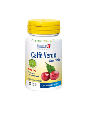 Longlife Caffe Verde 60 Capsule