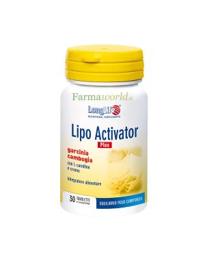 Longlife Lipoactivator Plus 30 Tavolette