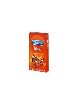 Durex Love profilattici 6 pz