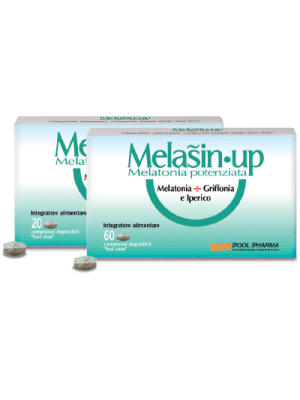 Melasin Up 1mg 20 compresse