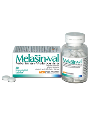 Melasin Val 1 mg 30 cpr 220 mg