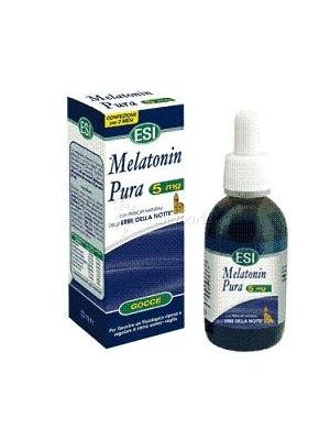 Melatonin Pura Gocce 5 mg 50 ml