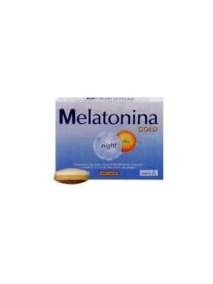 Melatonina Gold HTP Integrat 60 compresse
