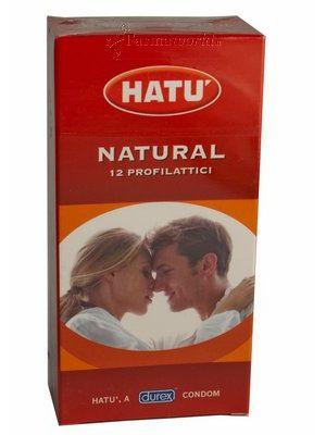 Durex Profilattici Naturali 12 pezzi