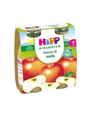 Hipp Nettare  Mela 2 brick mesi 4+