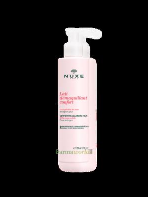 Nuxe Latte Detergente Petali di Rosa 200 ml