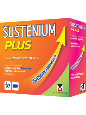 Sustenium Plus Integratore Intensive 22 bst