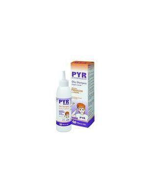 Pyr Shampoo antipediculosi 100 ml