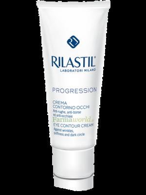 Rilastil Progression Crema Contorno Occhi 15 ml