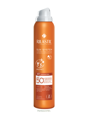 Rilastil Sun System Spf50+ Spray Transp. 200 ml
