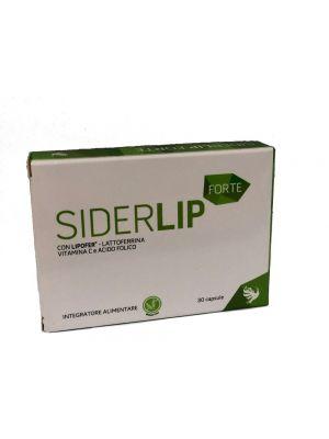 Siderlip Forte 30 Cps 550 mg
