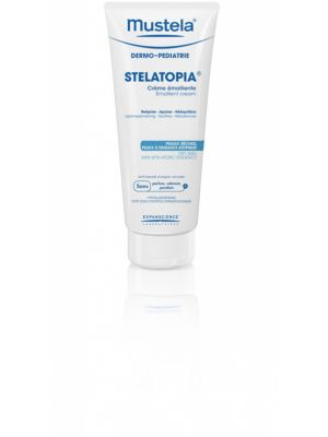 Mustela Stelatopia Crema Emolliente 200 ml