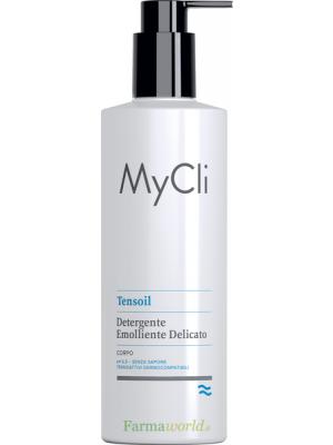 Mycli Tensoil Detergente Emolliente 400 ml