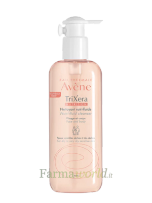 Avene Trixera Nutrixion Detergente 400 ml
