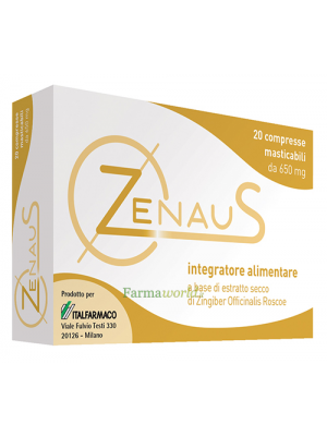 Zenaus 20 Compresse Masticabili